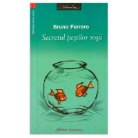 Secretul peştilor roşii, carte de povestiri pentru copii