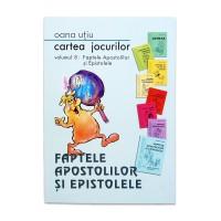 Cartea jocurilor - Volumul 8: Faptele apostolilor si epistolele - Jocuri crestine pentru copii