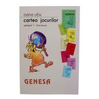 Cartea jocurilor - Volumul 1: Genesa - Jocuri crestine pentru copii