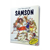 Biblia pentru copii - Samson