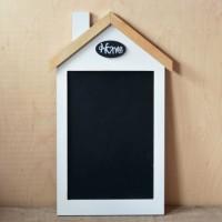 Tablou mesaj casa(29x48x1.5cm)