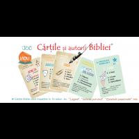 Joc – Cartile și autorii Bibliei