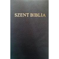 Szent Biblia - forditotta Karoli Gaspar (Biblia in limba maghiara, marime mare, coperta piele, margini aurite)
