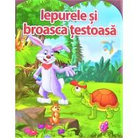 Iepurele si broasca testoasa - Povestiri pentru copii (5-7 ani)