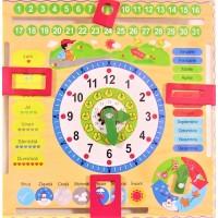 Ceas - Activitati pentru copii (3+)
