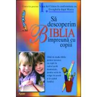 Sa descoperim Biblia impreuna cu copiii de Hartmut Jaeger