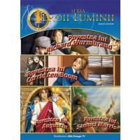 Seria Eroii Luminii. Vol. 3 DVD