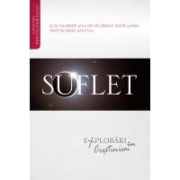 Suflet - Caietul participantului - un curs introductiv de 7 săptămâni despre Isus destinat adolescenților și tinerilor