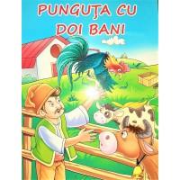 Punguta cu doi bani - Povestiri pentru copii (3-7 ani)