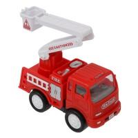 Masina de pompieri, rosie - Jucarii pentru copii