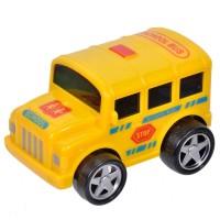 Autobuzul scolii, galben - Jucarii pentru copii