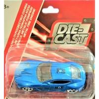 Masina albastra, Die Cast - Jucarii pentru copii