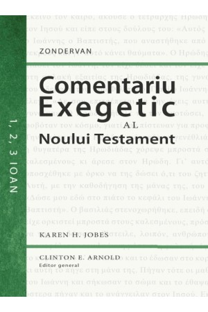 Comentariu exegetic al Noului Testament. 1, 2, 3 Ioan (Seria Zondervan - Comentarii biblice)