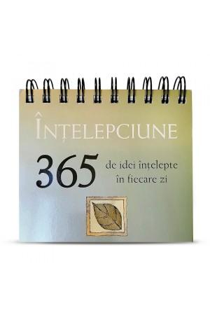 """Calendarul """"365 de zile:Ințelepciune"""""""