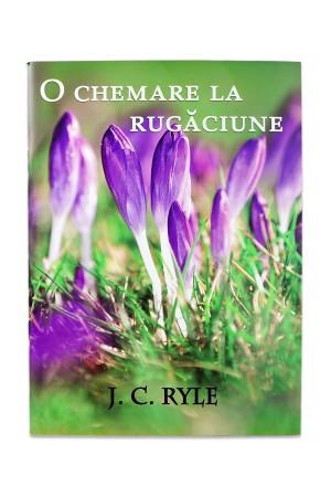 O chemare la rugăciune, J.C. Ryle