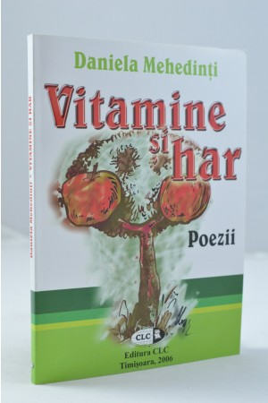 Vitamine şi har de Daniela Mehedinţi