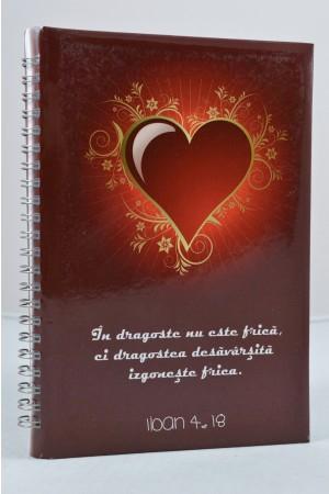 Agenda crestina - In dragoste nu este frica