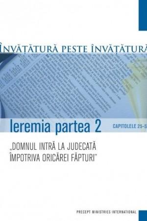 Ieremia - partea 2 - studiu biblic