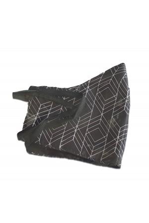 Masca textila copii - model liniar