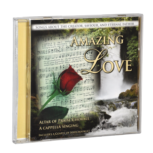 Amazing Love CD muzica crestina