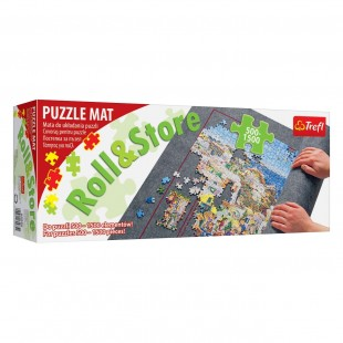 Covoras de stocare puzzle (până la 1500 bucăți) - Trefl
