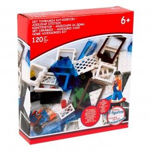 Lego- Set caramizi -Accesorii casa- Activitati pentru copii (6+)
