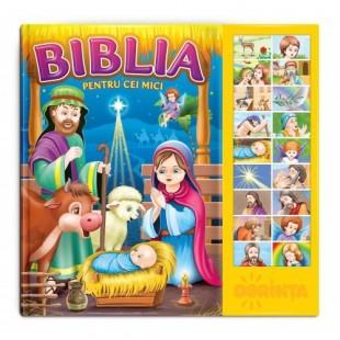 Carte cu sunete. Biblia