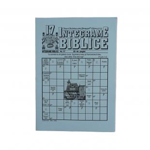 Integrame biblice - nr. 17
