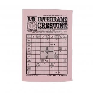 Integrame crestine - nr. 19