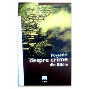 Povestiri despre crime din Biblie