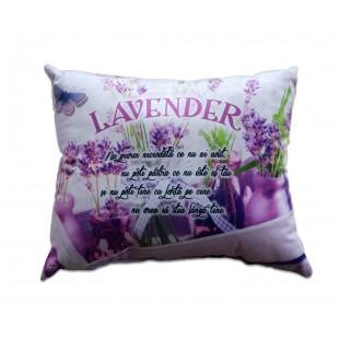 Perna decorativa - Lavender (33x26 cm)
