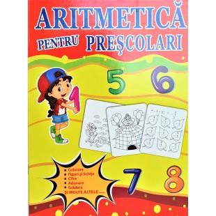 Aritmetica pentru Prescolari