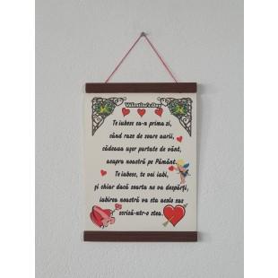 Pergament -  Valentine's day