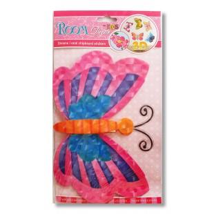 Fluture 3D decorativ pentru pereti (8)