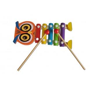 Instrument muzical - Xilofon - Bufnita