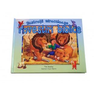 Povestiri biblice - Ilustratii miraculoase