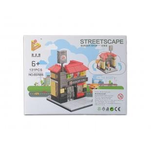 Set joc de constructie lego (131 piese)
