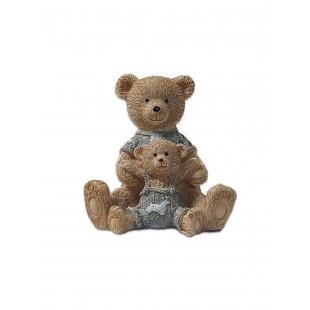 Figurina - Doi Ursuleti (7x6x7 cm)