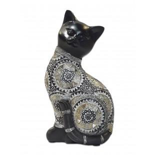 Figurina - Pisica (15 x 8 cm)