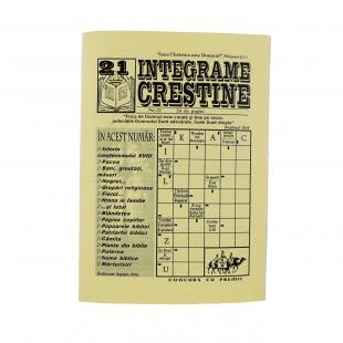Integrame crestine - nr. 21