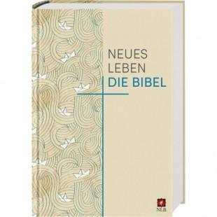 Viata noua - Biblia in limba germana, editie speciala - Neues leben, Die Bibel, coperta cartonata, marime 13.2 x 19.9cm, margini albe