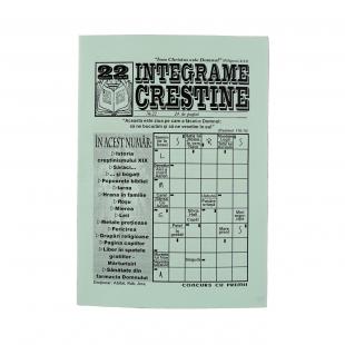Integrame crestine - nr. 22