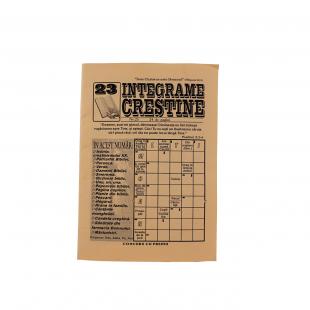 Integrame crestine - nr. 23