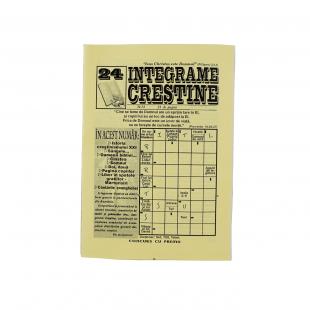 Integrame crestine - nr. 24