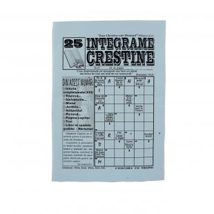 Integrame crestine - nr. 25