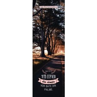 Semn de carte - Toti copacii din campie vor bate din palme (39)