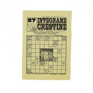 Integrame crestine - nr. 27