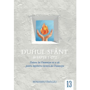Duhul Sfant in Fapte 1 si 2