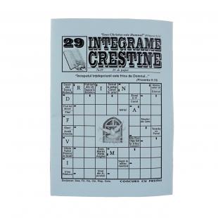 Integrame crestine - nr. 29