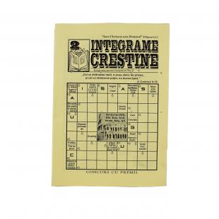Integrame crestine - nr. 2
